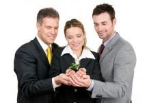 Business retail team