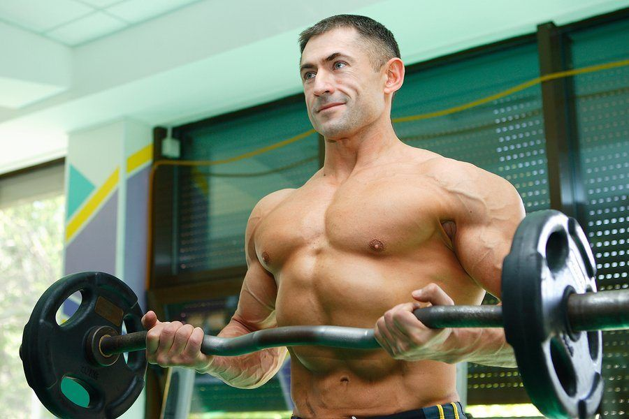 Compound Weight Lifts