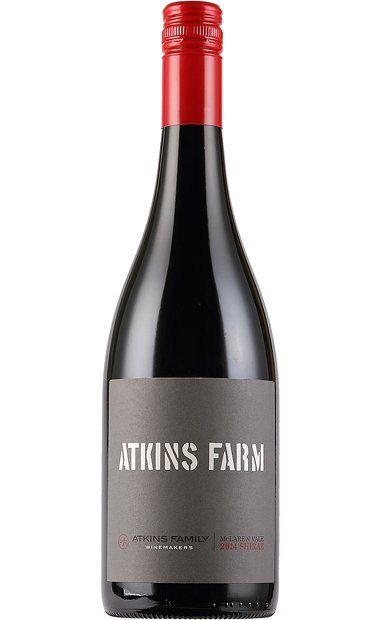 Atkins Farm 2014 Shiraz