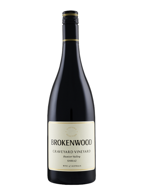Brokenwood Graveyard Vineyard Shiraz 2009