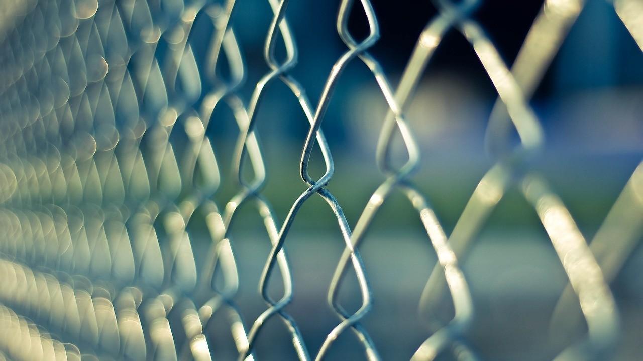 Prison-rails