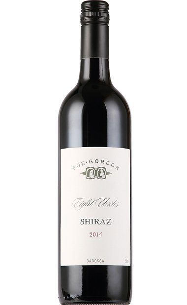 Fox Gordon 2014 Eight Uncles Shiraz