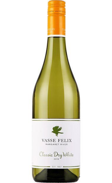 Vasse Felix 2016 Classic Dry White