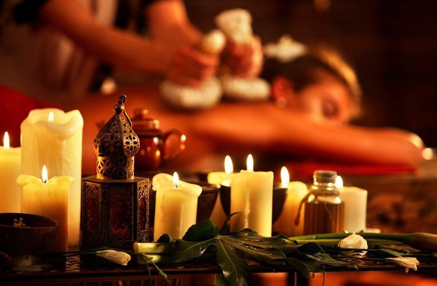 luxury spa packages