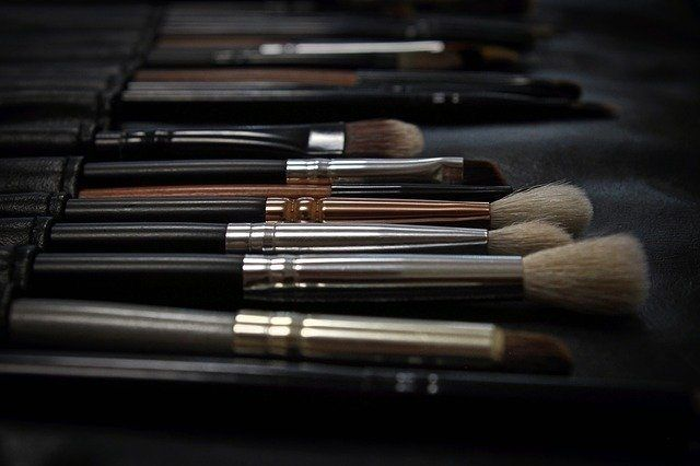 quality make-up brushes