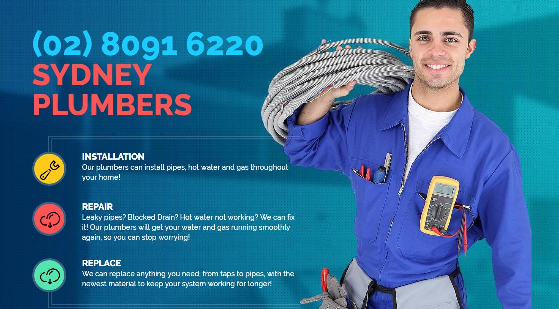 best plumbers sydney