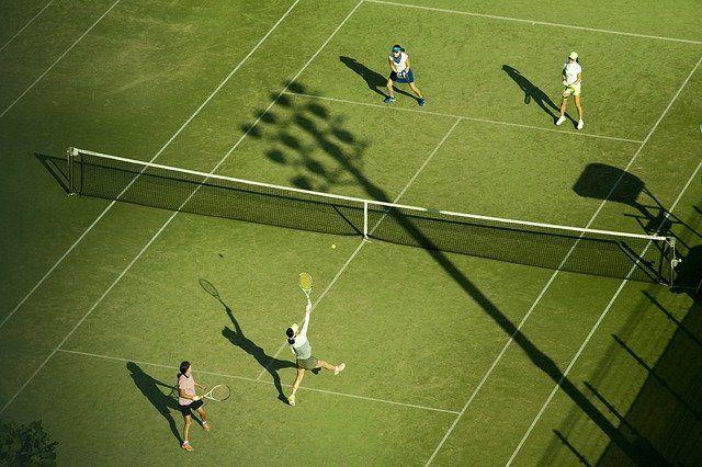 summer sport tennis