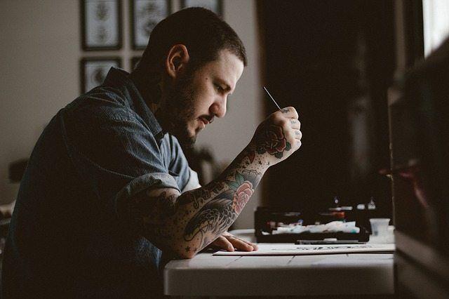 one of a kind tattoo