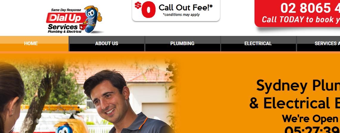 dial plumbing