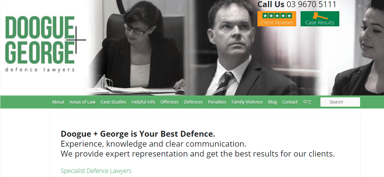 criminal lawyer melbourne