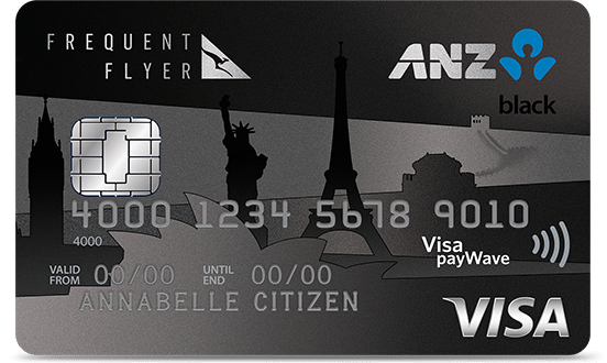ANZ Qantas credit card