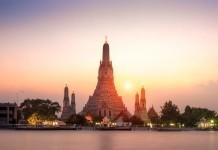 Thailand Wat Arun Temple Sacred