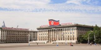 north korea capital
