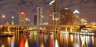 Tampa Flordia City