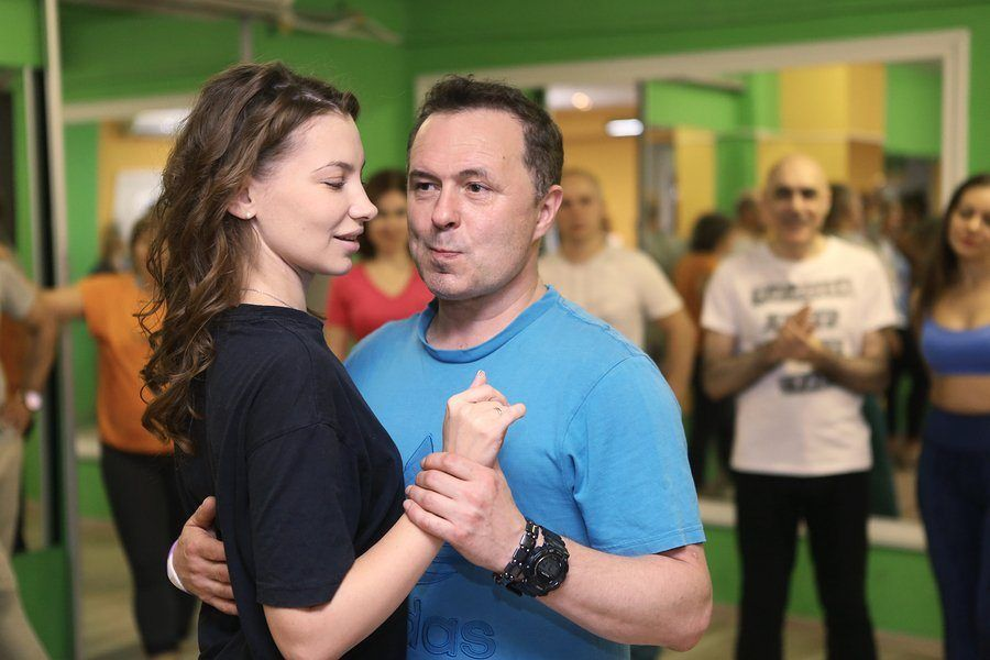 Dance lesson - private lesson