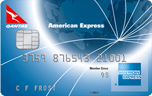 Qantas Credit Card Amex Points