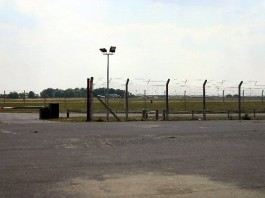RAF base Mildenhall UK