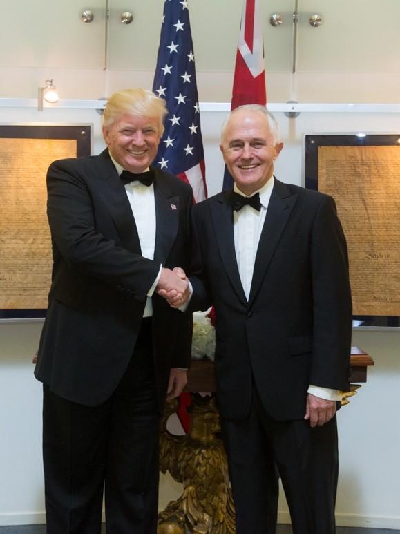 Donald Trump Australia