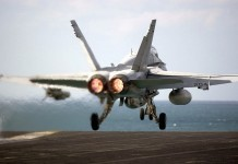F-18 Australia Jet