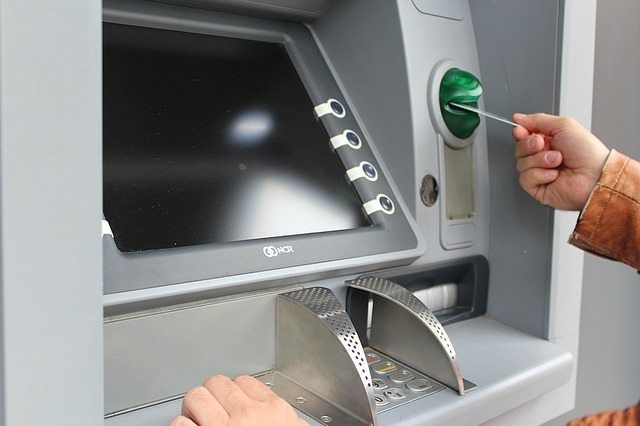 atms disappearing from shopping centres