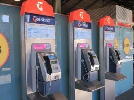 telstra payphones