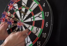 darts with sky sports