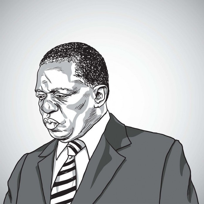 Mnangagwa the President of Zimbabwe