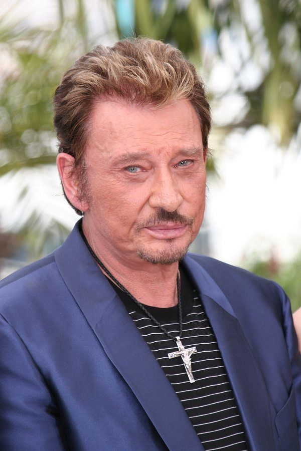 french rock star johnny hallyday