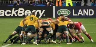 Rugby Australia chief executive