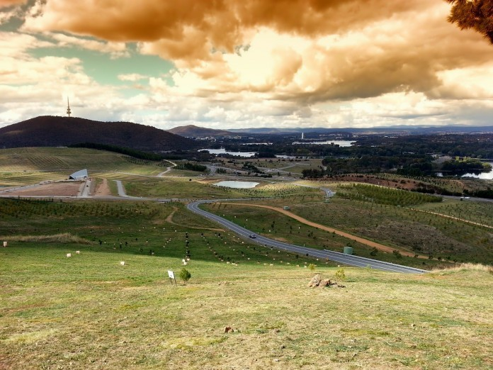 Canberra ACT roads