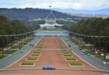 Australia Canberra China