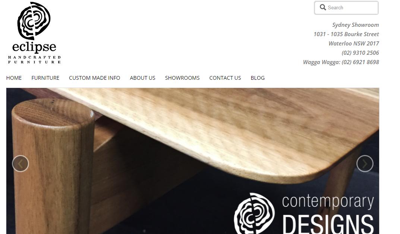 best custom made furniture