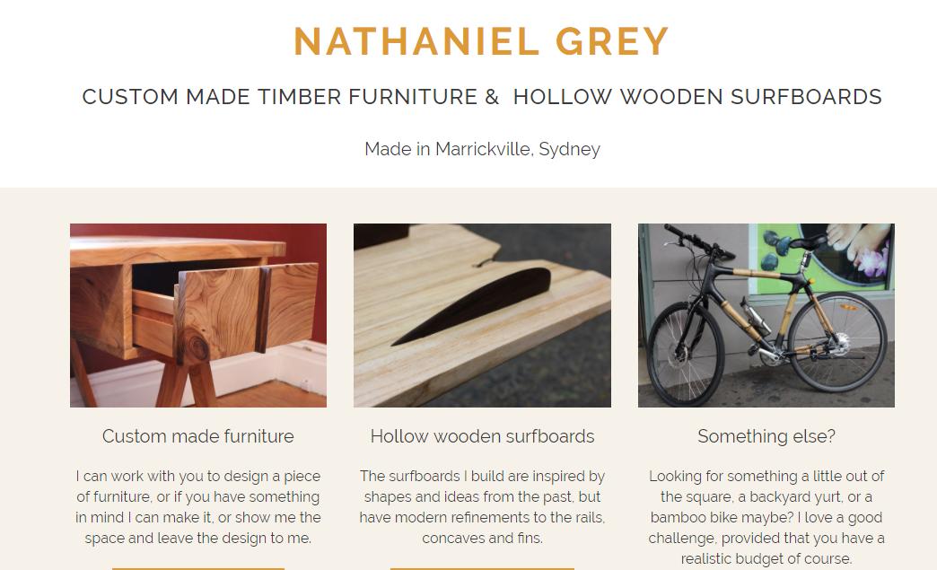 best custom made furniture in sydney
