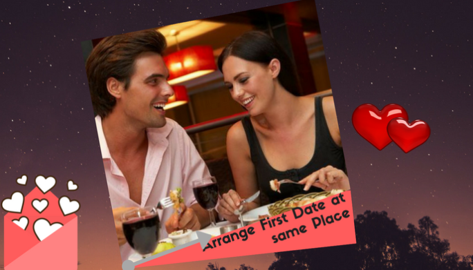 first date same place