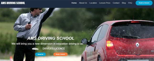 best driving schools in Sydney