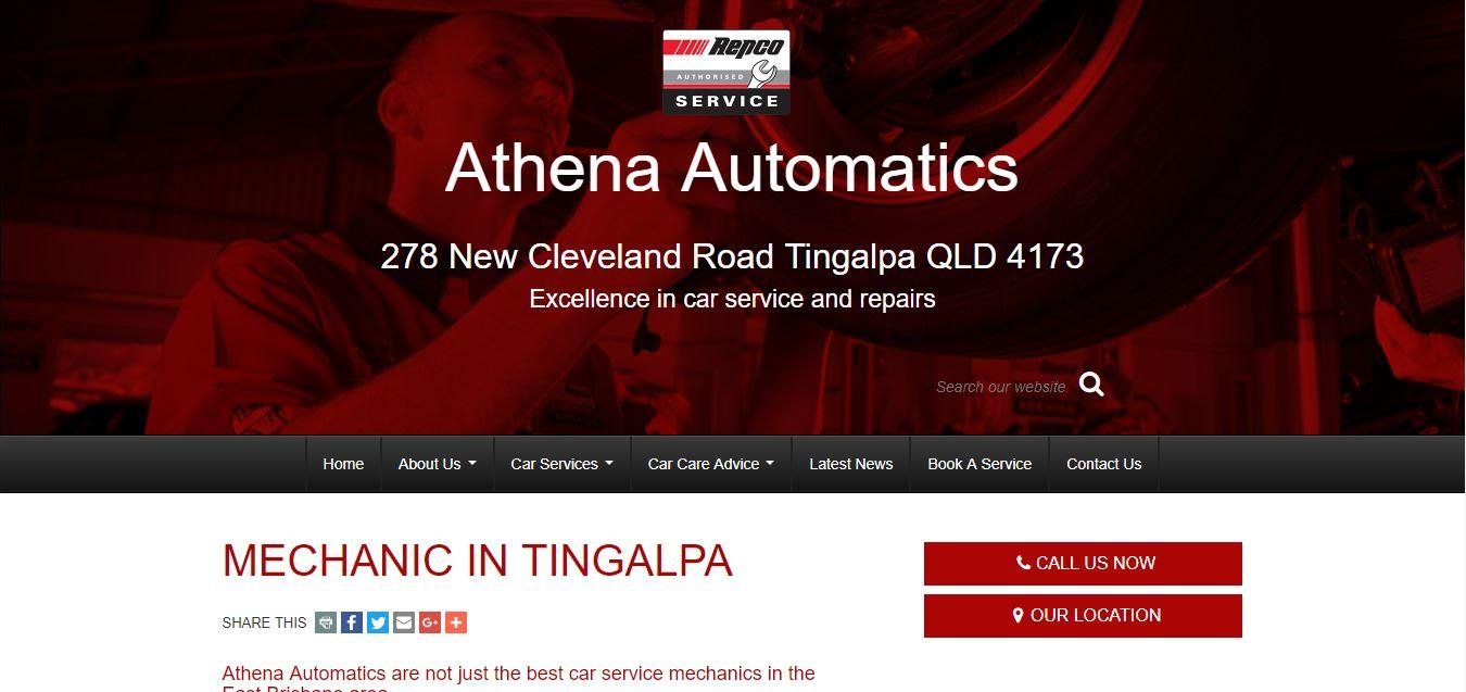 best mechanic Brisbane