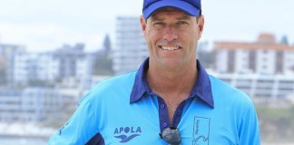 Bondi Rescue's Bruce (Hoppo) Hopkins