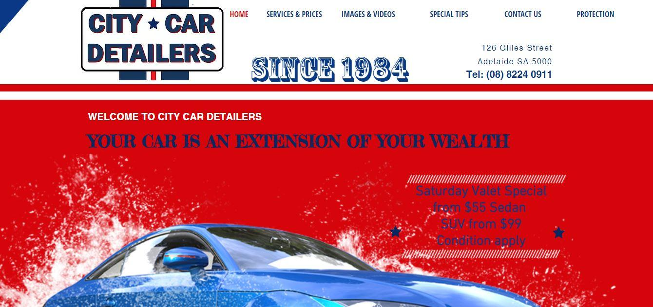 best car wash Adelaide