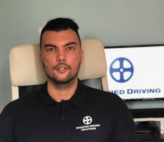 Matt Ward Modified Driving Solutions