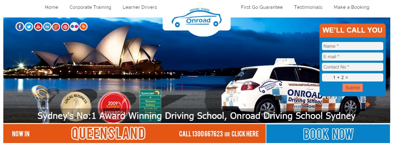 best driving schools sydney