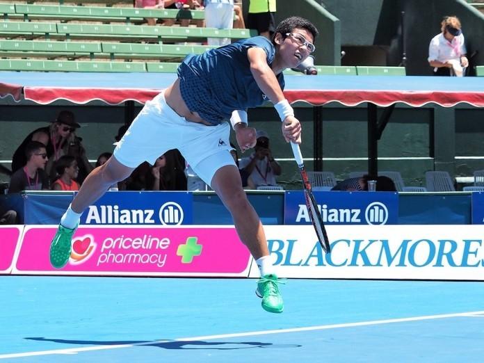 Hyeon Chung Australian Open