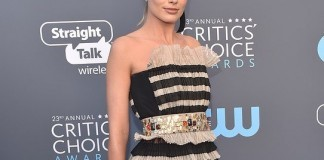 Margot Robbie at the Annual Critics Choice Awards