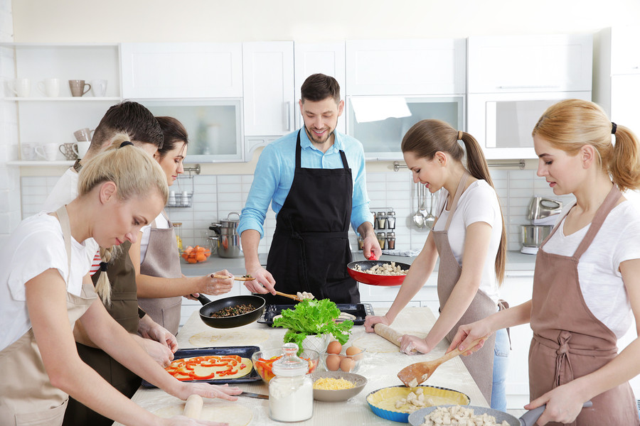 best cooking school in perth