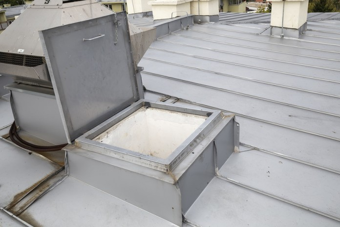 roof hatch access