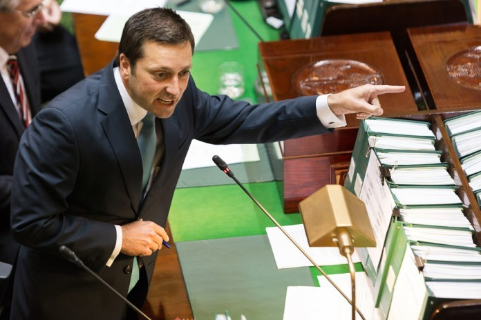 Matthew Guy Victoria parliment