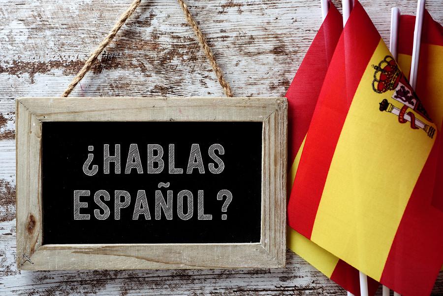 Spanish language app