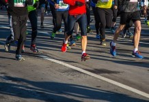 Cheating ultra-marathon runner caught using shortcuts