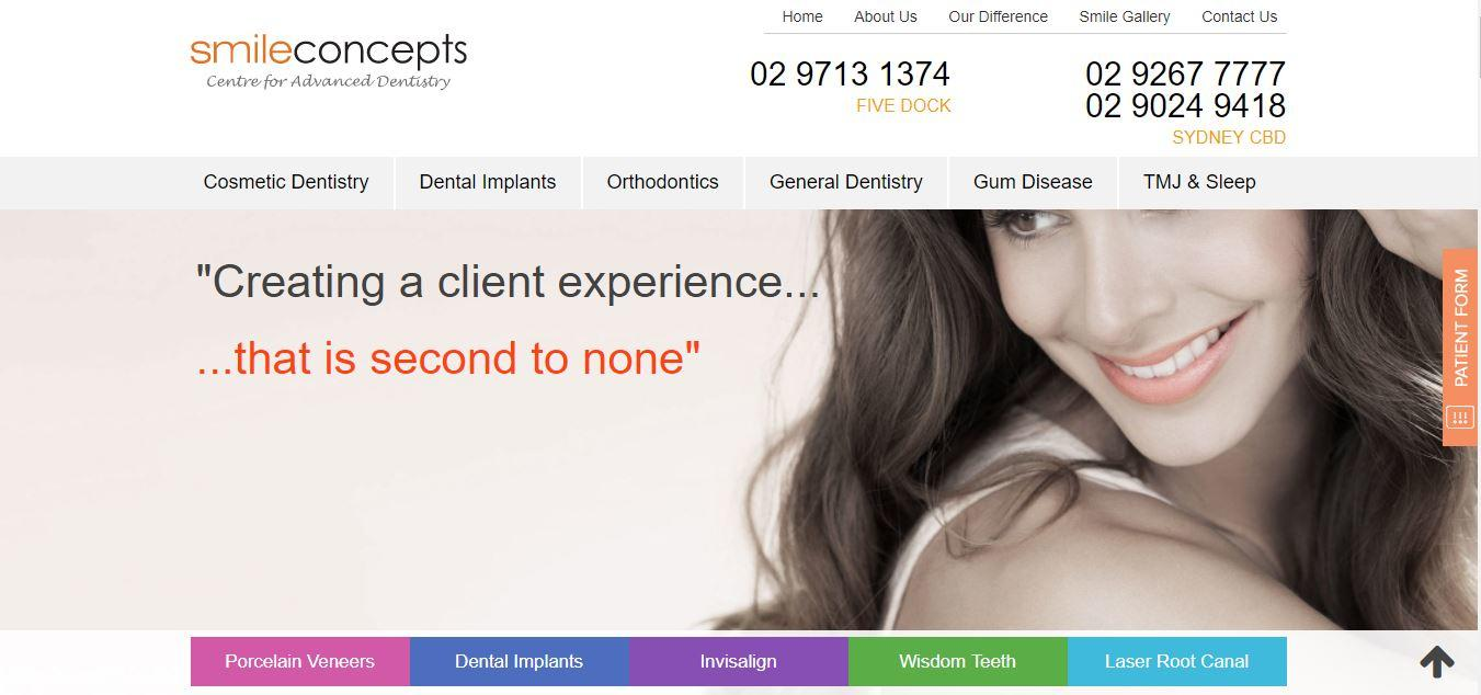top 6 best dentists in Sydney
