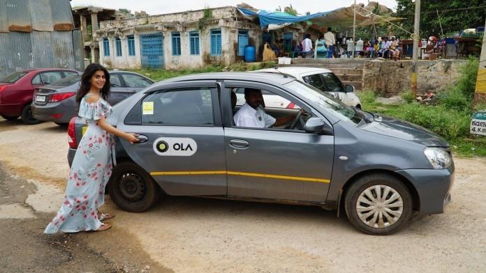 Uber rival'Ola' coming to Australia