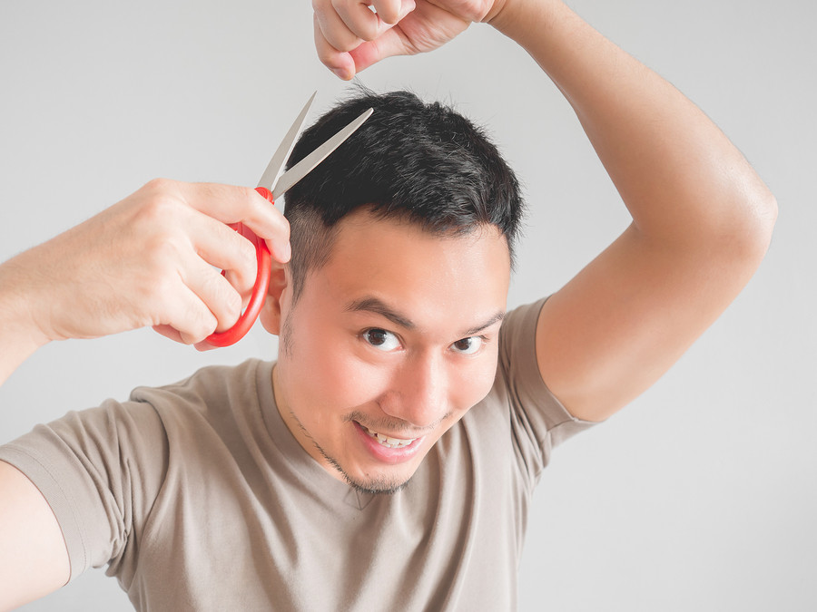 How To Cut Your Hair At Home To Save Time And Money